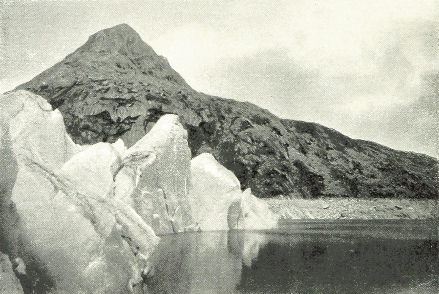 Märjelen see par Theodor Wundt, en 1898