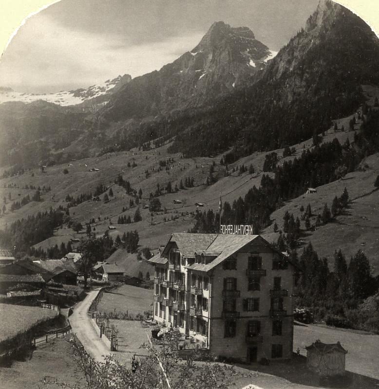 Kienthal par Gabler en 1885