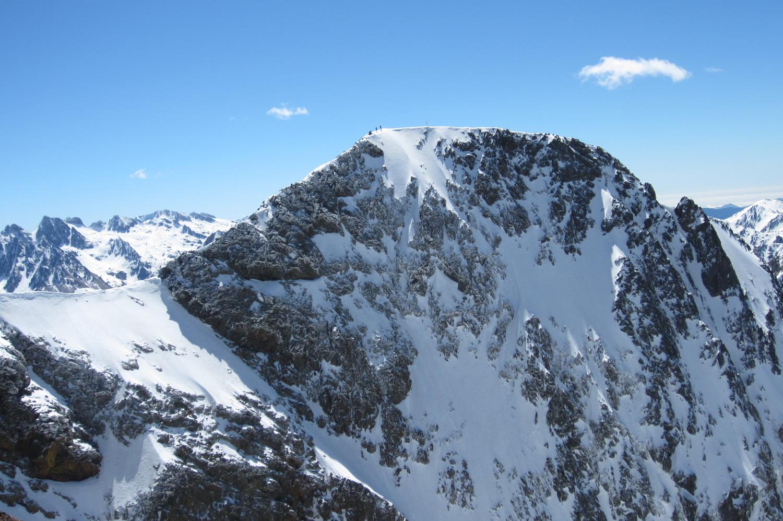 Le sommet Est