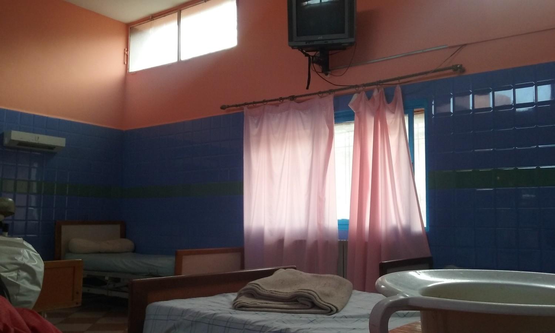 Glauque chambre d'Azilal