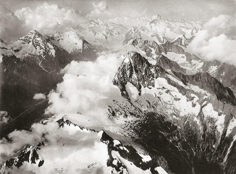 Bietschhorn par Edouard Schweitzer (Spelterini)