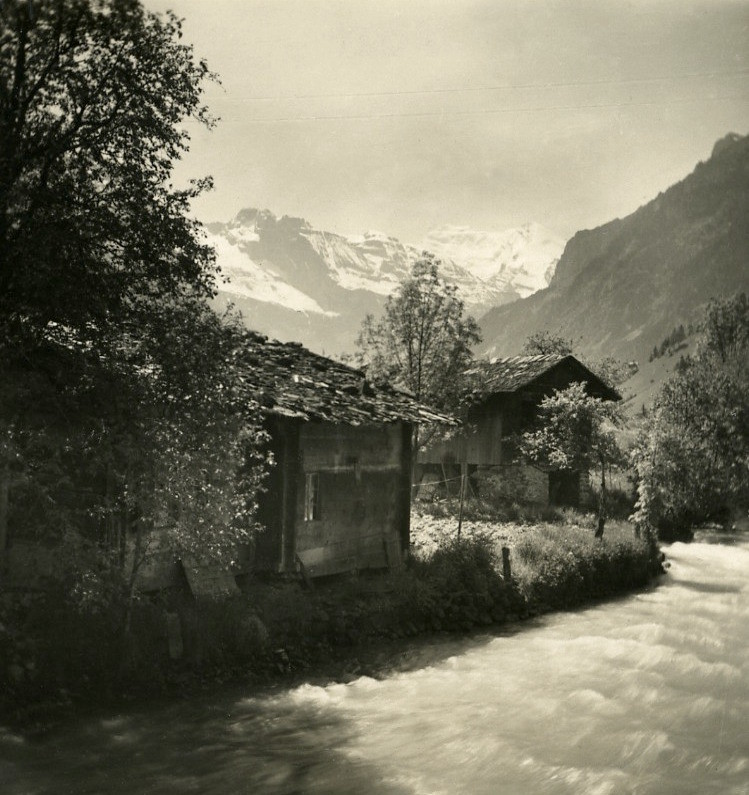 Vallée de la Kander, NPG 1906