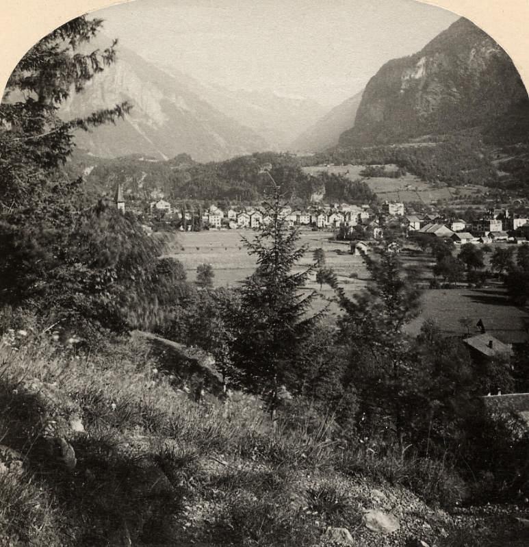 Meiringen - Haslithal