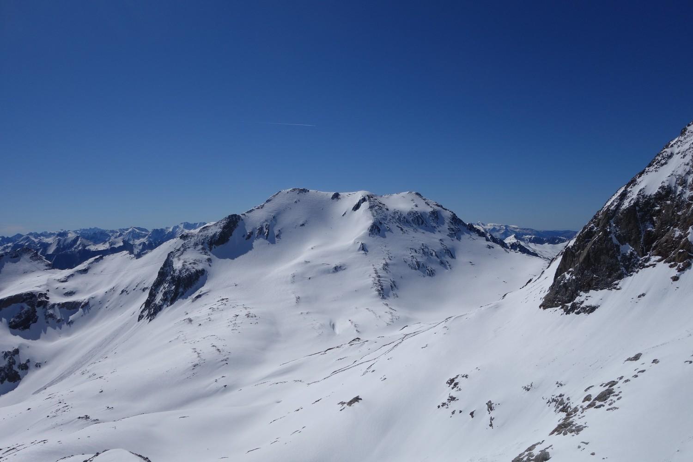 Campbieil vu du sommet