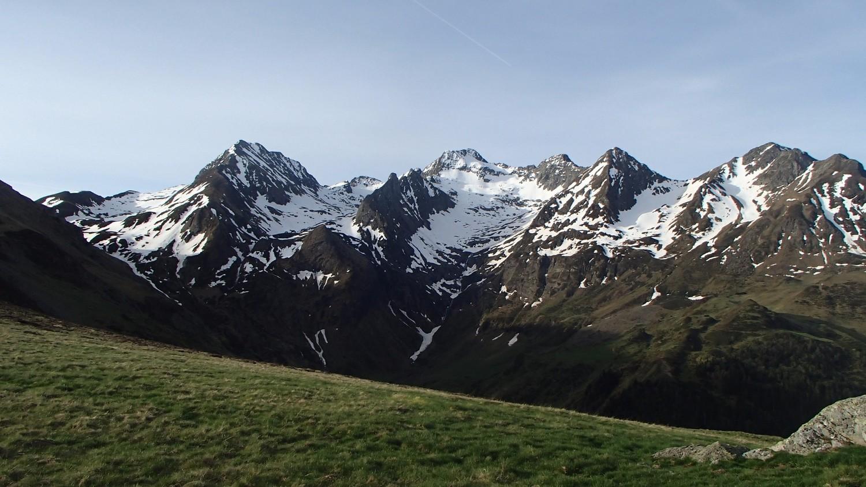 Nord Nere, Hourgade Pichadières