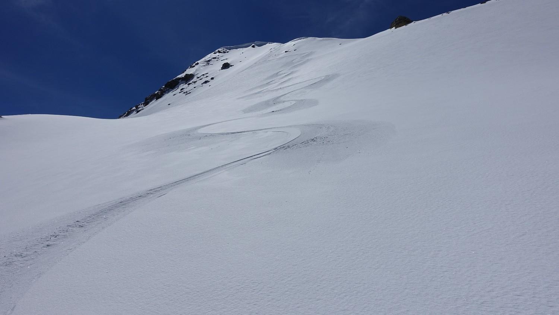 Echantillon : Qualité neige rien à dire