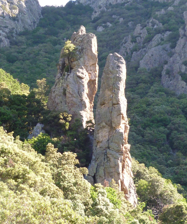 Caroux - Roc des Hirondelles