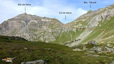 Col de Nana / Nannaz