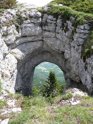 L'arche du Platary