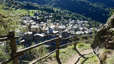 Valtournenche Village