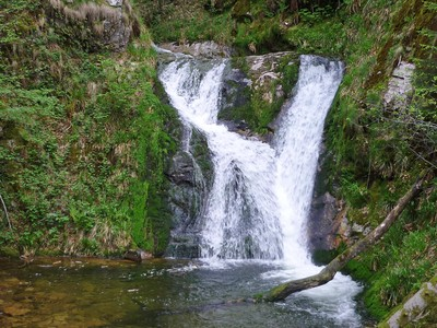 Cascades d'Allerheiligen