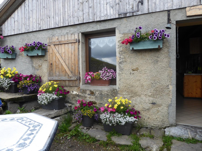 chalet/bergerie Aulp de Fier d'en Haut(vente de bon fromage) - Mt Charvin