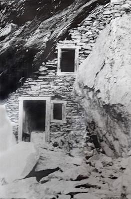 1881, 1er refuge Panossière